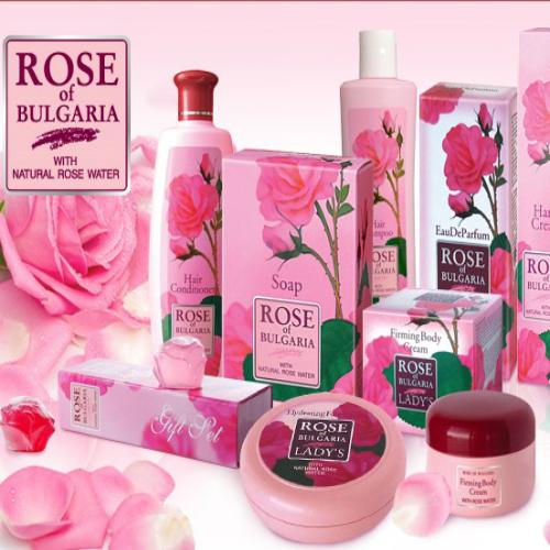 Магазин косметики болгарская роза