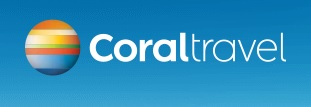 Logotip Coral Travel